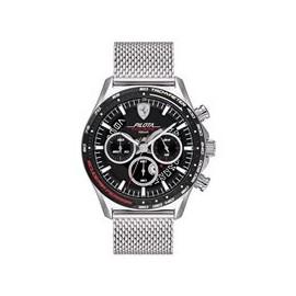 Orologio Uomo in Acciaio cronografo Scuderia Ferrari collezione Pilota ref: FER0830826