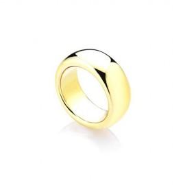 Anello Donna a fascia Marcello Pane in argento 925% colore oro rosa Ref: ANAR 002